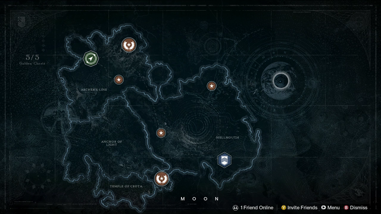 Destiny matchmaking moon