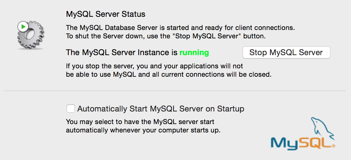 Can't connect to MySQL server on '127 0 0 1' (61) - Ryan